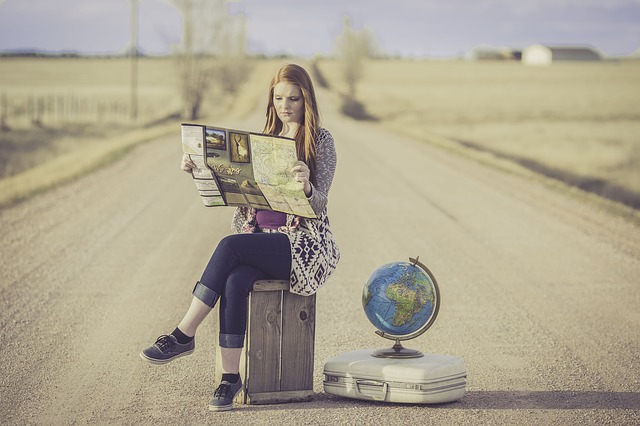 Z kim podróżować?