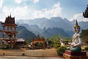 Laos - atrakcje prosto z natury