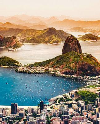 Brazylia - kraj muzyki, radości, tańca i prawdziwej radości!