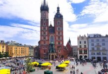 Najlepsze hotele w centrum Krakowa